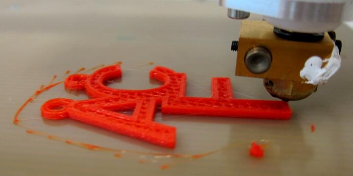La stampante 3D de Il_Laboratorio