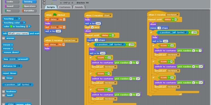 Coding & Scratch Focus