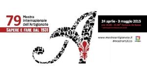 Logo della 79a Mostra Internazionale dell'Artigianato di Firenze