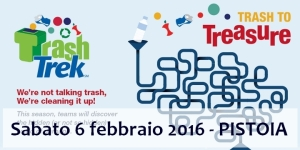 "First® Lego® League ""TRASH TREK Challenge"" 2015 - 6 febbraio 2016"