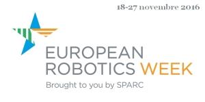 Logo European Robotics Week presso Il_Laboratorio