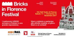 Terza Cultura al Bricks in Florence Festival