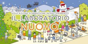 Christmas Robots 2017 Il_Laboratorio Terza Cultura Firenze