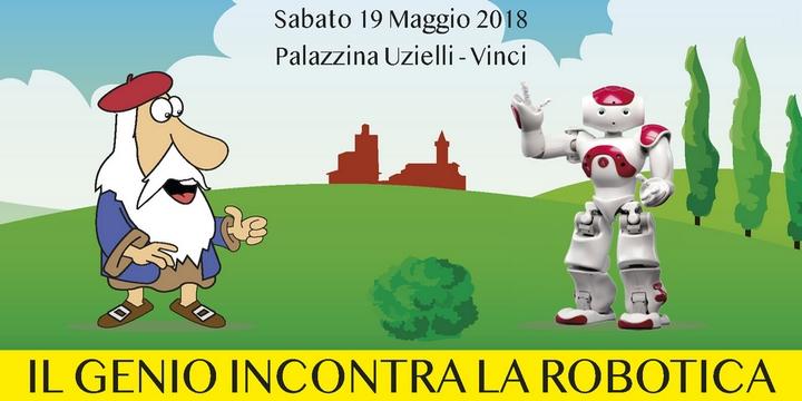 Il genio incontra la robotica, laboratori di robotica educativa realizzati da Terza Cultura in collaborazione del Comune di Vinci e Pro Loco Vinci